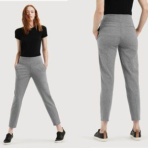 Kit and Ace | Mulberry Pant Trousers Heather Grey